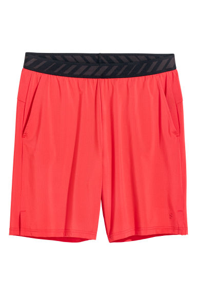 Short sports shorts - Red - Men | H&M CN