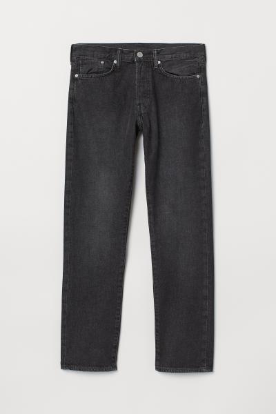 H&M - Straight Jeans - 5