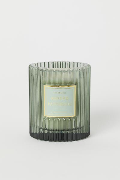 H&M - Scented candle in glass holder - 1