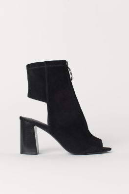 52fe838b38452 Ankle Boots | Women's Boots | H&M CA