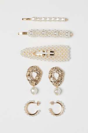 f942e5546 Women's Earrings - Shop The Latest Trends Online | H&M GB