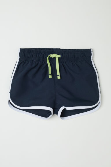 Swim shorts - Dark blue -  | H&M CN