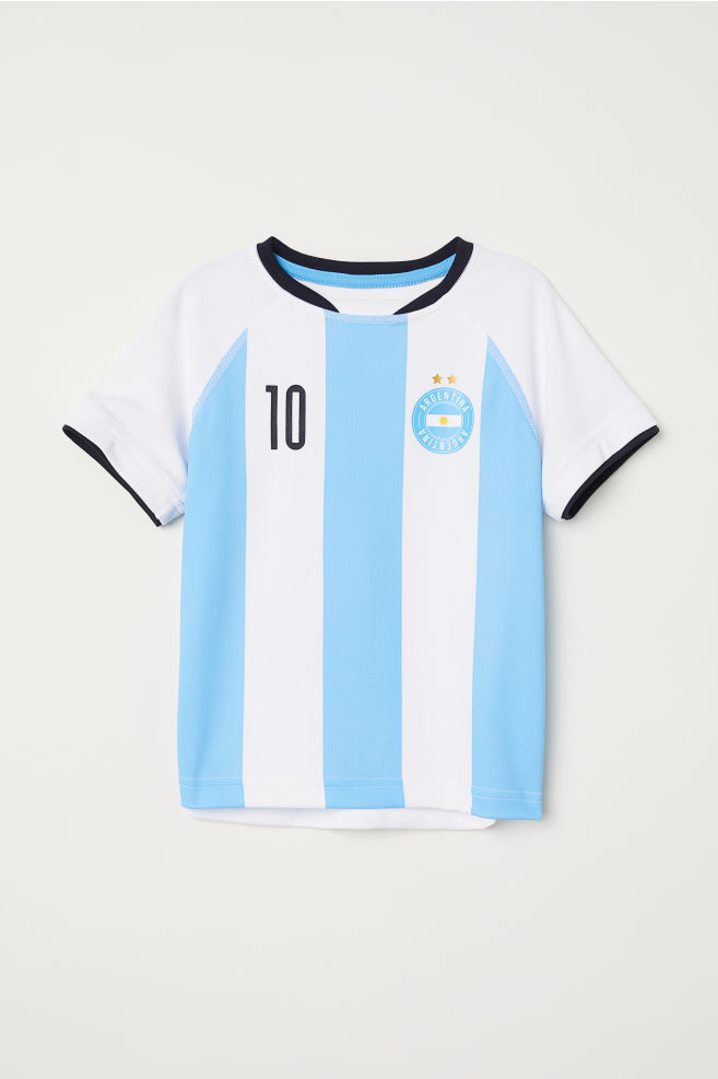 732d62804 Football shirt - Light blue Argentina - Kids