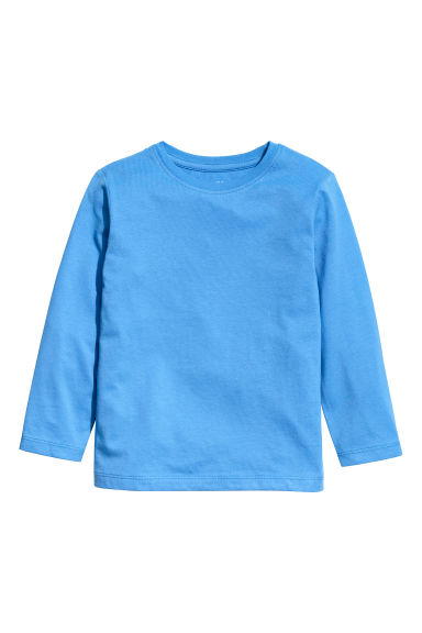Jersey top - Blue - Kids | H&M