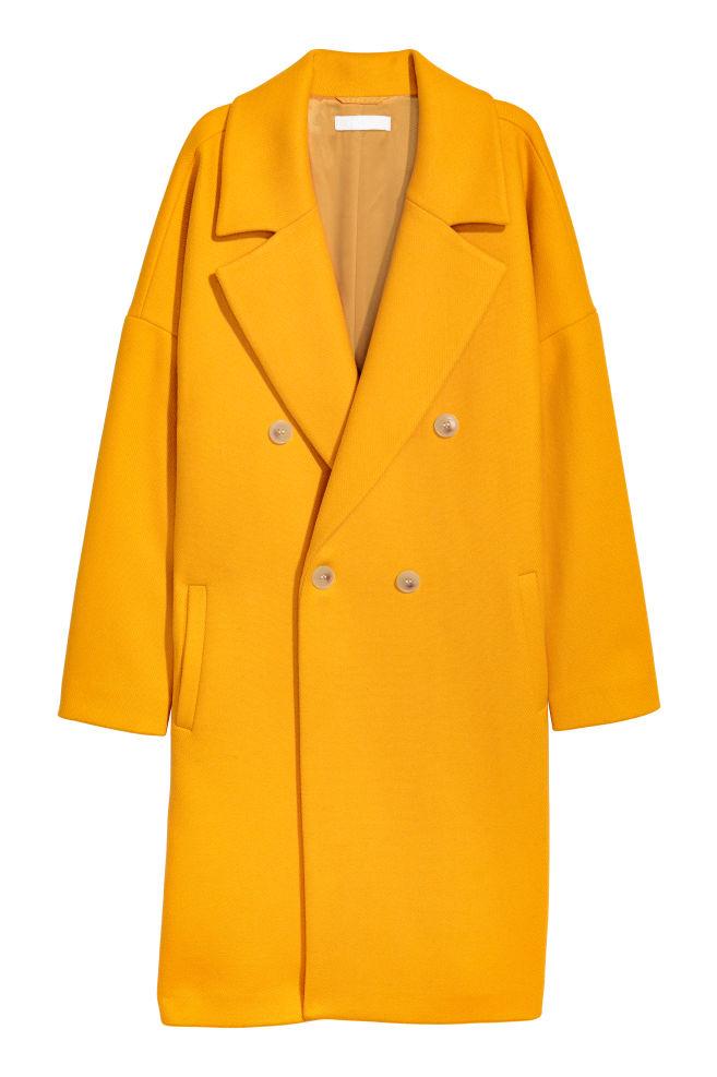 dc9e9acca8d3 Coat - Yellow - Ladies