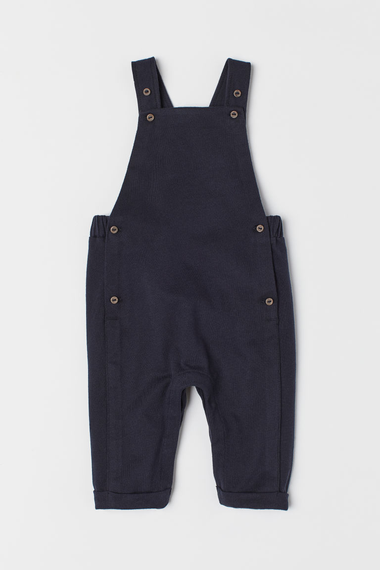 sells popular design stylish design Cotton jersey dungarees