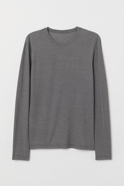 H&M - T-shirt thermo-isolant - 1