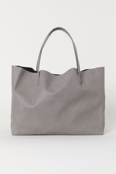 Shopper - Grey - Ladies | H&M