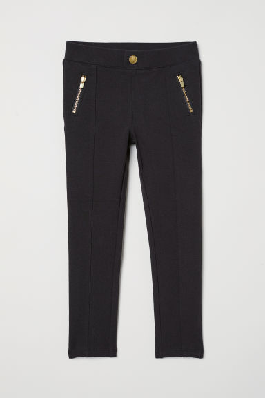 Treggings - Black - Kids | H&M CN