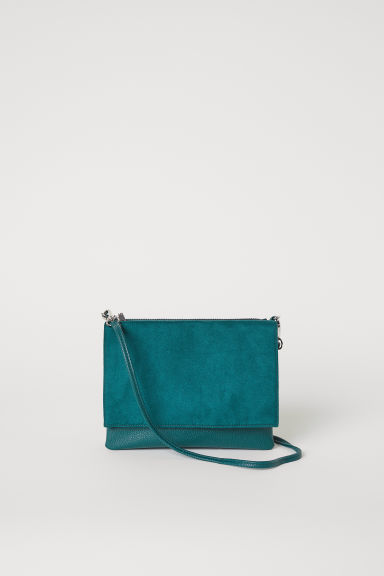 Shoulder bag - Dark green -  | H&M