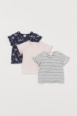 7defd718d Baby Girl Clothes | Age 4 Months to 4 Years | H&M GB