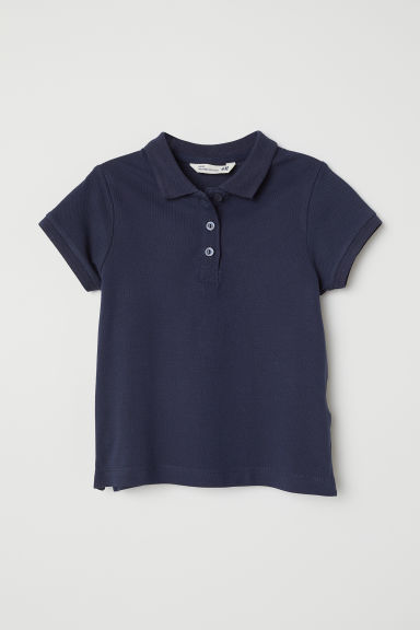 Polo - Blu scuro - BAMBINO | H&M IT