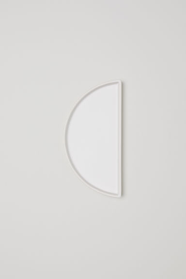 Stoneware plate - White - Home All | H&M CN