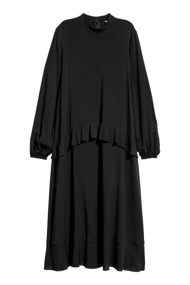 Dress - Black - Ladies | H&M CN