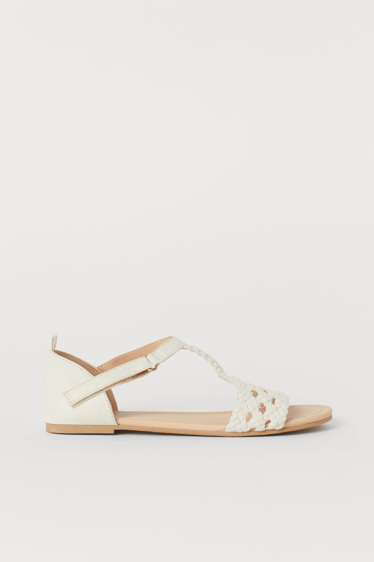 Sandals - Light beige - Kids | H&M