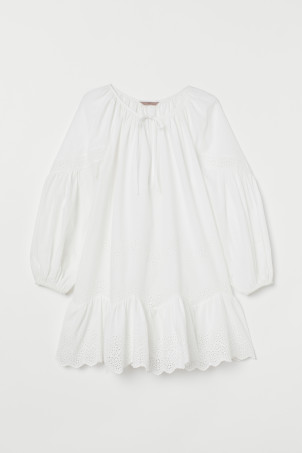 H&M+ Cotton dress