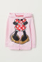 Light pink/Minnie Mouse