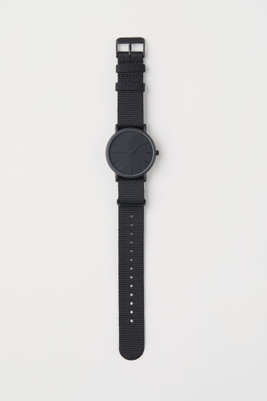 Orologio - Nero -  | H&M IT