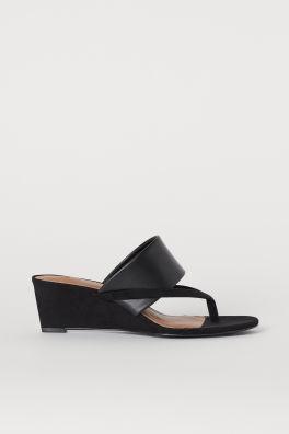 91c9aecff50486 Nouveautés - Chaussures et accessoires pour femme | H&M FR