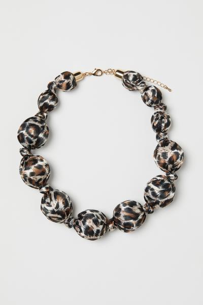 H&M - Grand collier - 1