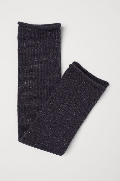 Leg warmers - Dark grey - Kids | H&M