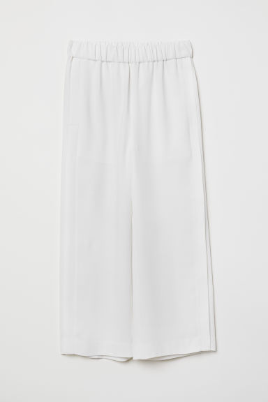 Culotte - Roomwit - DAMES | H&M BE