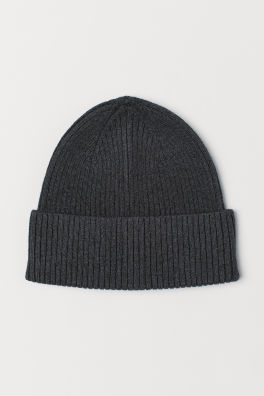 2aecd493b5651 Men's Hats & Gloves | Beanies For Men | H&M US | H&M US
