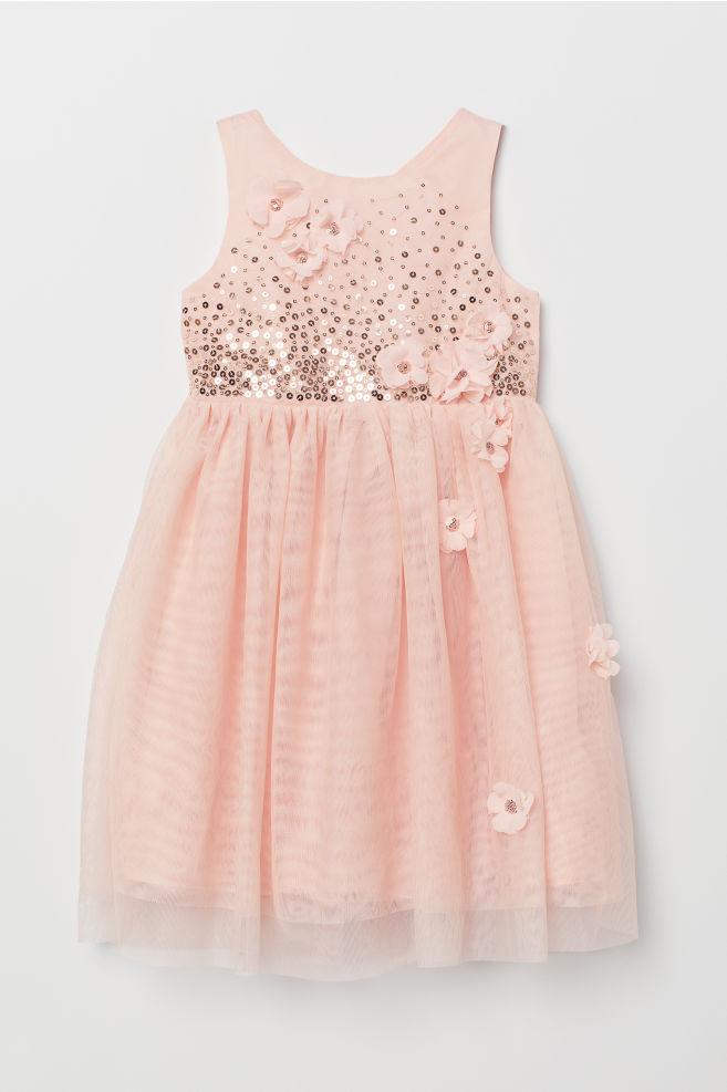 c3d1fed20db4 Šaty s flitrami - ružová - DETI