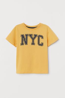 c1fd20821 Praktyczne topy i t-shirty dla chłopców   H&M PL