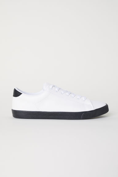 Trainers - White/Black -  | H&M