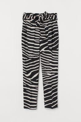 9bc6a0be34b Dames Broeken | Pantalons, Chino's en Joggers | H&M NL