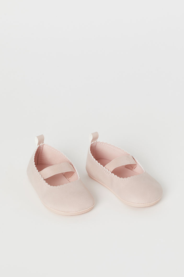 Ballet Flats - Powder pink - Kids | H&M US