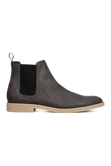 Bottines Chelsea - Noir -  | H&M FR