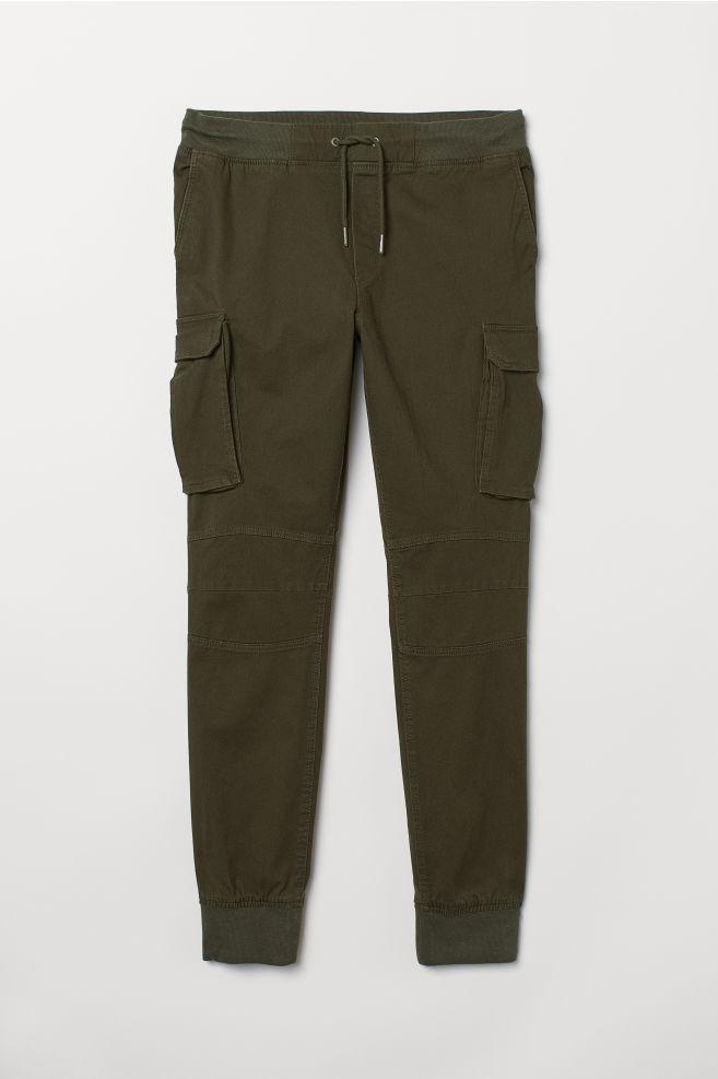 6d373cb6b Pantalon jogging cargo