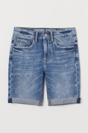 Shorts Comfort Stretch Denim