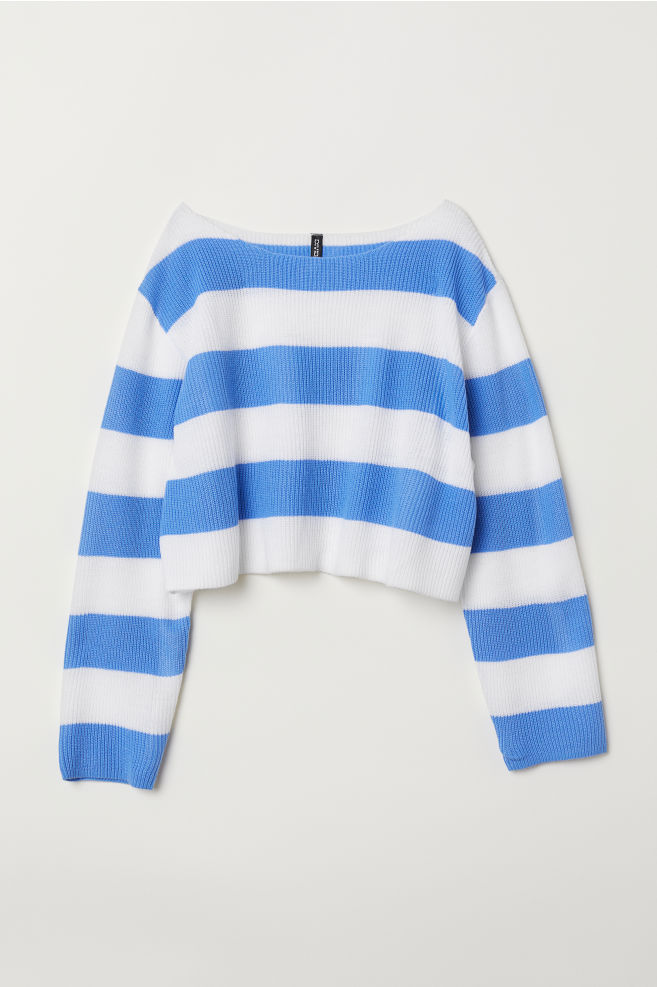 799af4b573d Striped Sweater