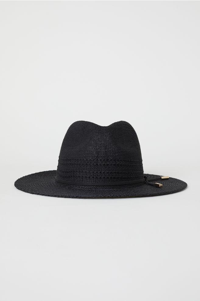 Sombrero - Negro - MUJER  ca31dfe3ff9