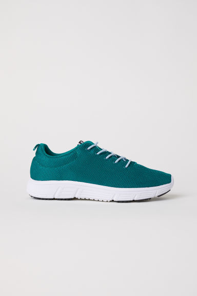 Mesh trainers - Green -  | H&M CN