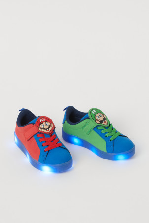 Sneakers con luci