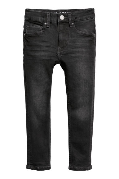 Superstretch Skinny Fit Jeans - Svart -  | H&M FI