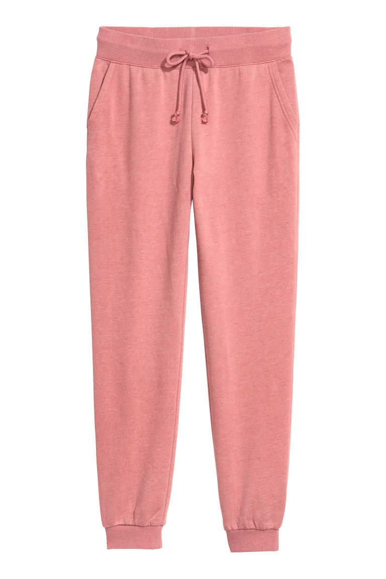 Sweatpants - Vintage pink - Ladies | H&M