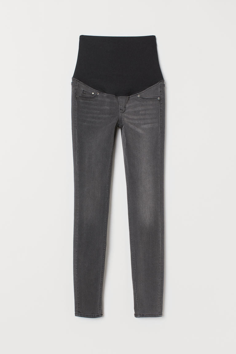 MAMA Super Skinny Jeans - Gris - Ladies | H&M MX