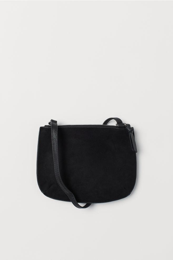 Malá kabelka přes rameno - Černá - ŽENY  25a205b83d9