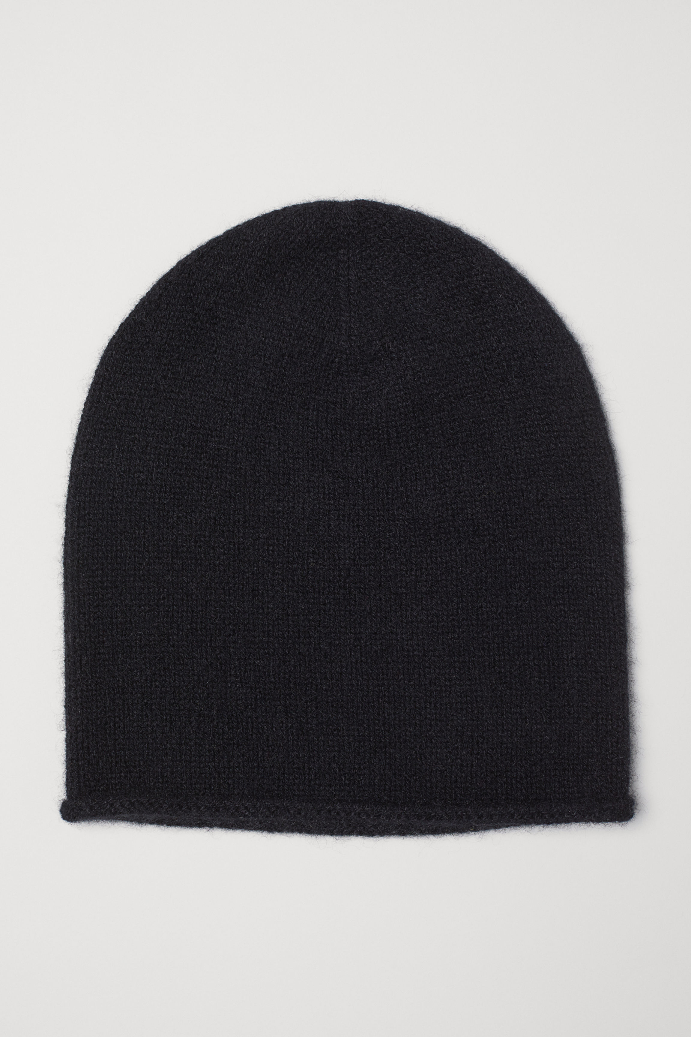 Cashmere hat - Black - Ladies  63c1285daabc