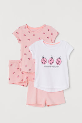 8b5e06cf4e 2er-Pack Jerseypyjamas. IN DEN FAVORITEN SPEICHERN
