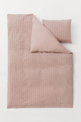 Lækker Sengetøj – H&M Home Collection – Shop online | H&M DK VG-98