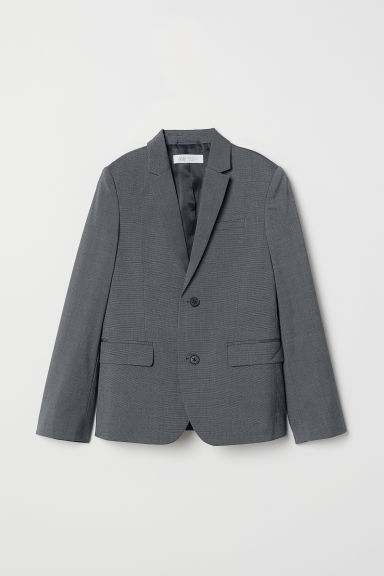 Classic jacket - Dark grey - Kids | H&M