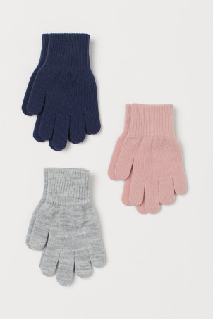 3-pack gloves