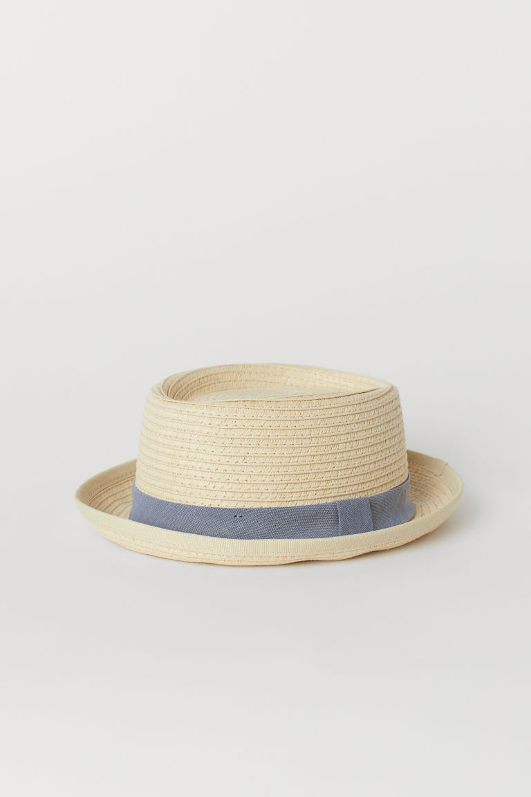 Straw hat - Natural - Kids | H&M