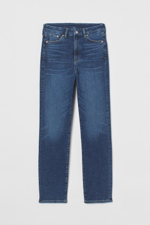 Embrace Slim High Ankle Jeans